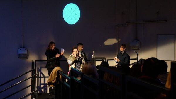 Premiación de Julia Männistö en la Semana de la Moda de Londres - Sputnik Mundo