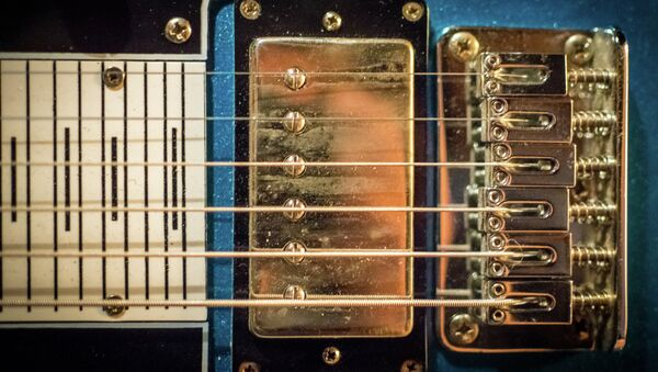 Гитара - Sputnik Mundo