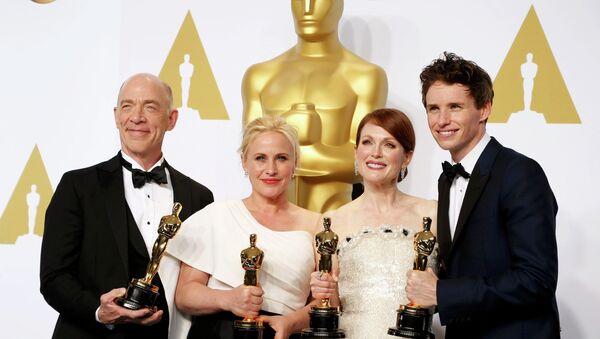 Los ganadores de los Óscar - Sputnik Mundo