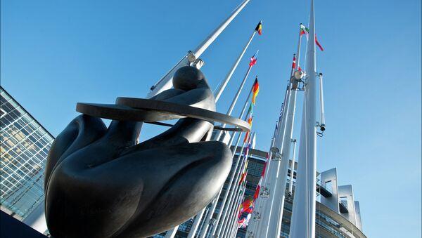 Европарламент - Sputnik Mundo
