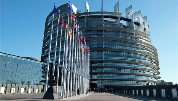 El Parlamento Europeo - Sputnik Mundo