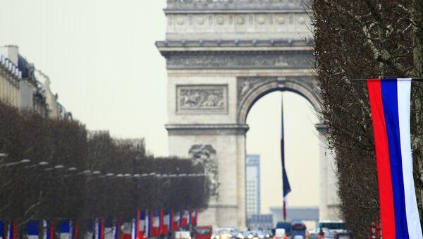 Voces en Francia a favor de Rusia - Sputnik Mundo