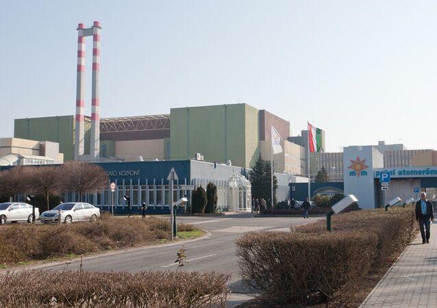 Central nuclear de Paks