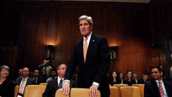 U.S. Secretary of State John Kerry - Sputnik Mundo