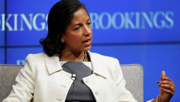Susan Rice, asesora de Seguridad Nacional del presidente estadounidense, Barack Obama - Sputnik Mundo
