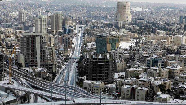 Amán, la capital de Jordania - Sputnik Mundo