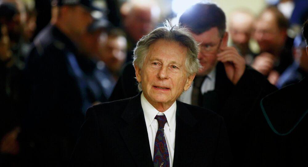 El director de cine Roman Polanski