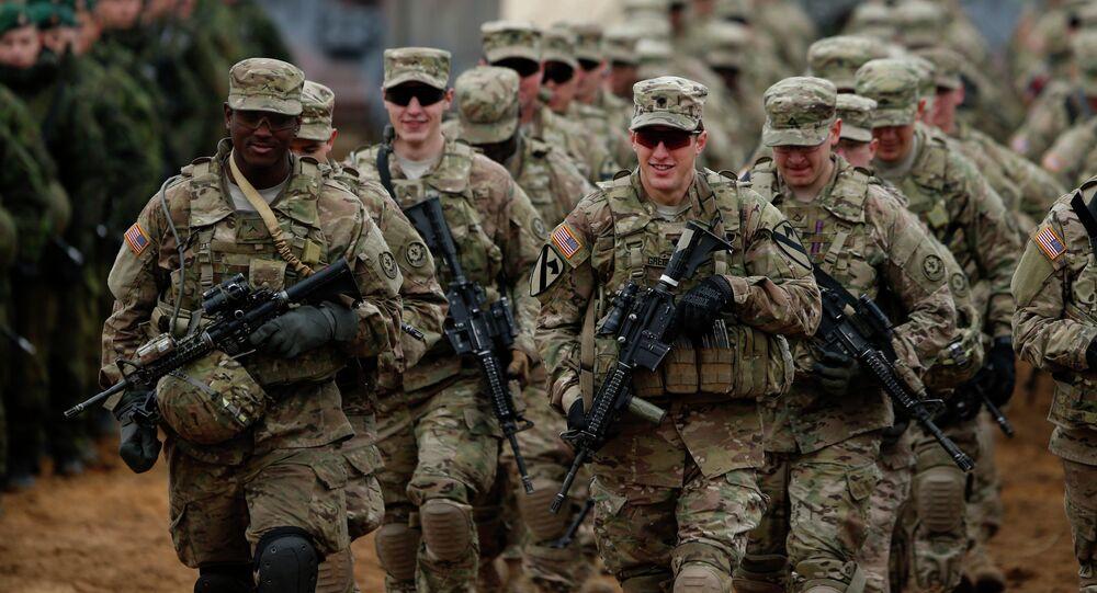 Militares estadounidenses (archivo)