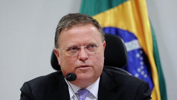 Blairo Maggi, ministro de Agricultura de Brasil - Sputnik Mundo