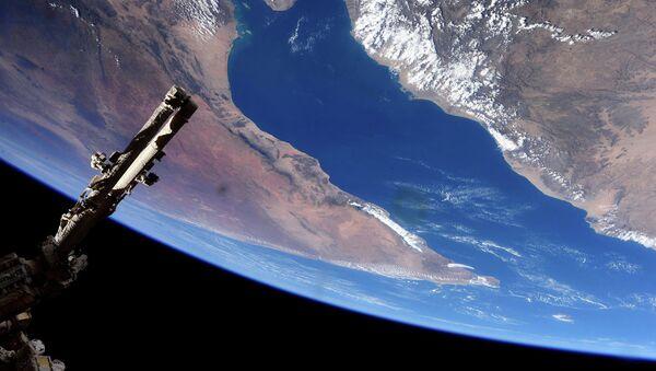 Space Station Flyover of Gulf of Aden and Horn of Africa - Sputnik Mundo