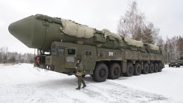 Тейковское ракетное соединение в Ивановской области - Sputnik Mundo