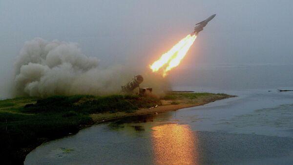 Sistema de defensa costero Redut - Sputnik Mundo