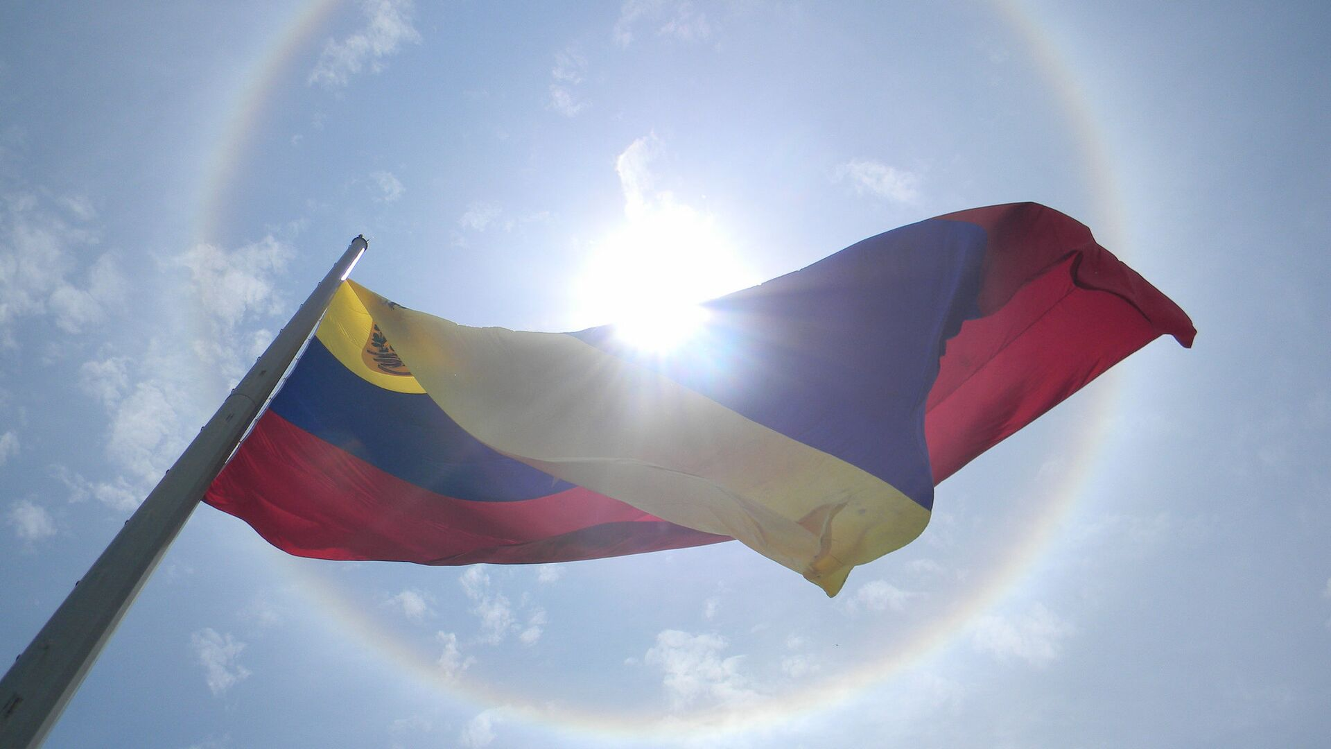 Bandera de Venezuela - Sputnik Mundo, 1920, 09.03.2021