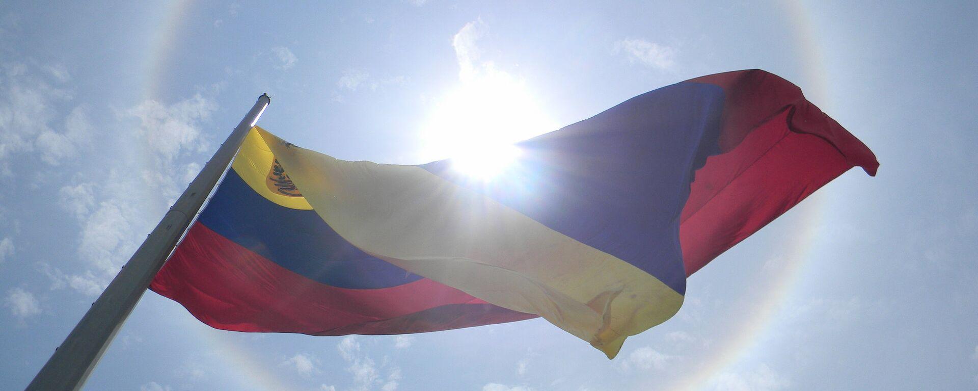 Bandera de Venezuela - Sputnik Mundo, 1920, 26.06.2020