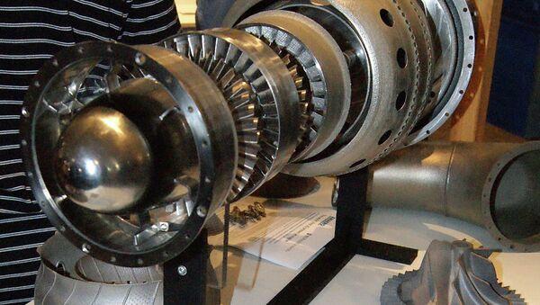 """Científicos australianos """"imprimen"""" por primera vez un motor para avión de reacción - Sputnik Mundo"""