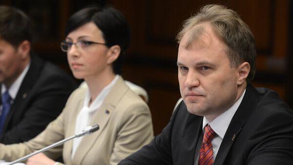 Evgueni Shevchuk, presidente de Transnistria - Sputnik Mundo