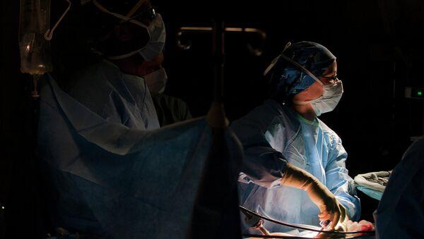 Operación quirúrgica (archivo) - Sputnik Mundo