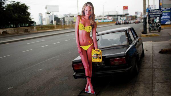 Automóviles rusos en el extranjero - Sputnik Mundo