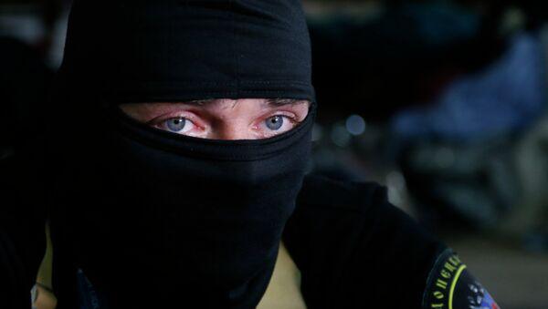 Detenidos ocho españoles por participar en el conflicto en Donbás - Sputnik Mundo