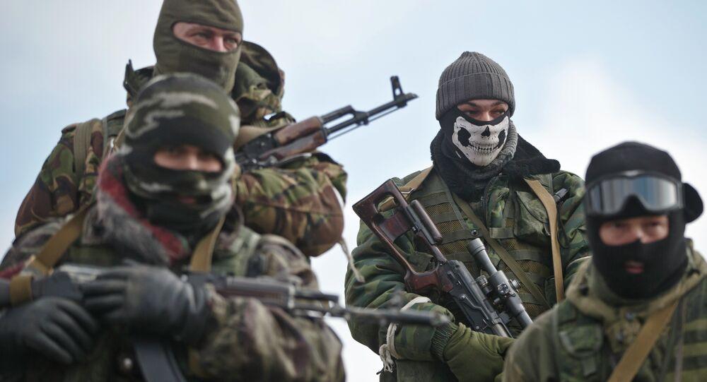 Milicianos de la RPD (archivo)