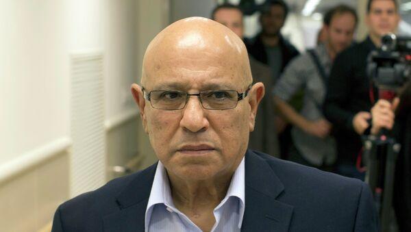 Meir Dagan, exjefe del Mosad - Sputnik Mundo