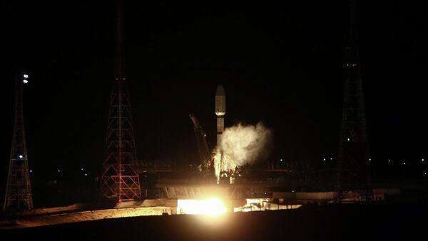 Запуск ракеты Союз-2-1А  с шестью спутниками низкоорбитальной связи Globalstar 2 состоялся на космодроме Байконур. - Sputnik Mundo