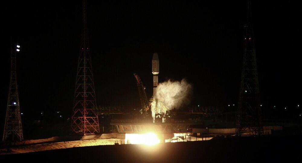 El cohete portador Soyuz-2.1a