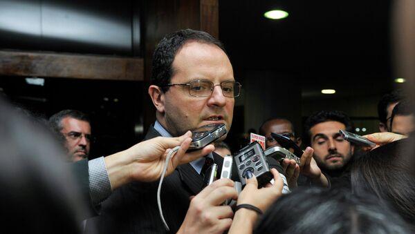 Nelson Barbosa, ministro de Planeamiento de Brasil - Sputnik Mundo