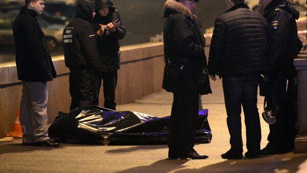 Борис Немцов убит в центре Москвы - Sputnik Mundo