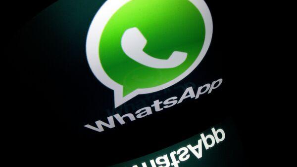 Logotipo de WhatsApp - Sputnik Mundo