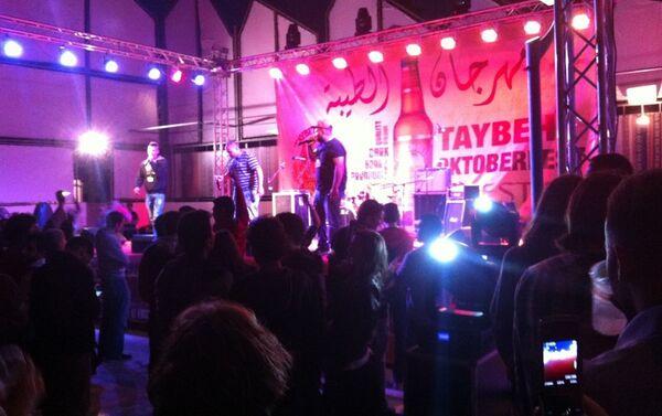 Taybeh 'Oktoberfest' en octubre de 2013 - Sputnik Mundo
