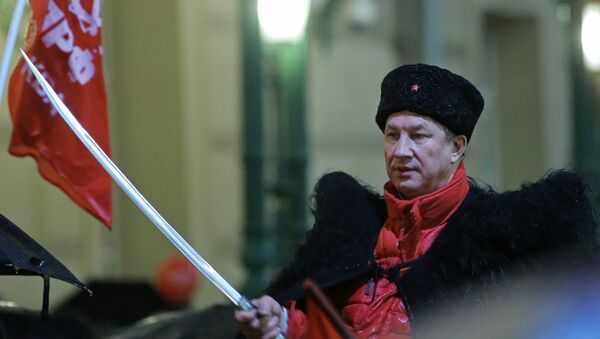 Valeri Rashkin, diputado de KPRF (archivo) - Sputnik Mundo