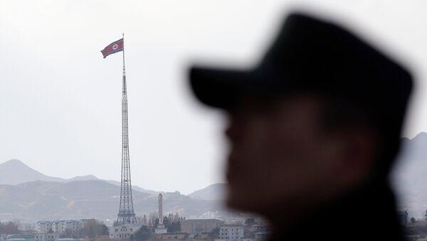 Un militar norcoreano - Sputnik Mundo