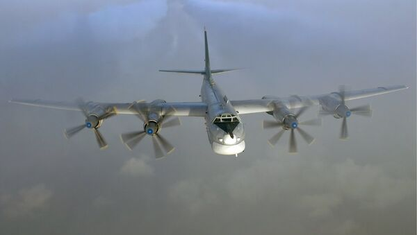 Ту-95МС - Sputnik Mundo