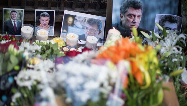 El lugar del asesinato de Borís Nemtsov en Moscú - Sputnik Mundo