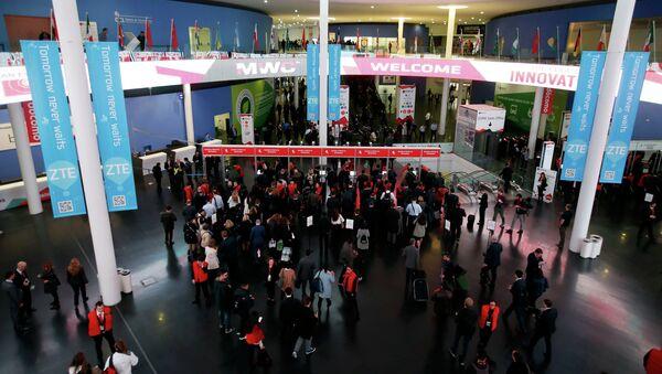 Congreso Mundial del Móvil en Barcelona - Sputnik Mundo