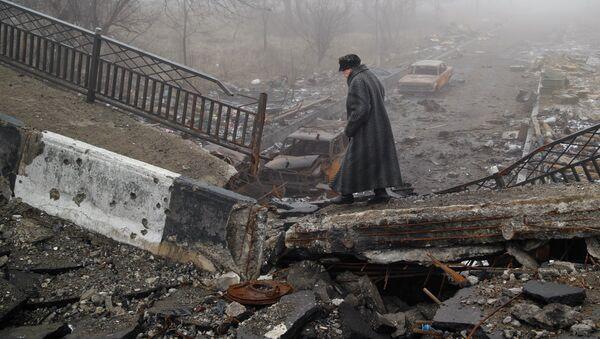Creación de un tribunal sobre Ucrania prevendrá delitos contra la humanidad - Sputnik Mundo