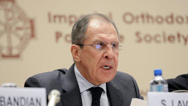 Визит главы МИД РФ С.Лаврова в Женеву - Sputnik Mundo