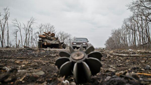 Las milicias de Donetsk denuncian más de 400 violaciones del armisticio - Sputnik Mundo