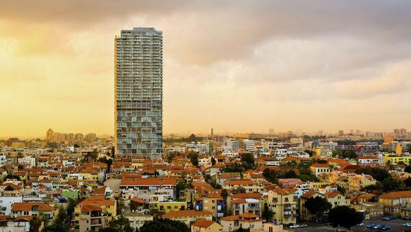 La ciudad de Tel Aviv, Israel - Sputnik Mundo