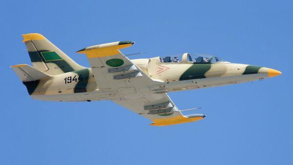 Aero L-39 Albatros of the Libyan People's Air Force - Sputnik Mundo