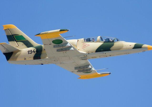 Fuerzas Aéreas libias, L-39