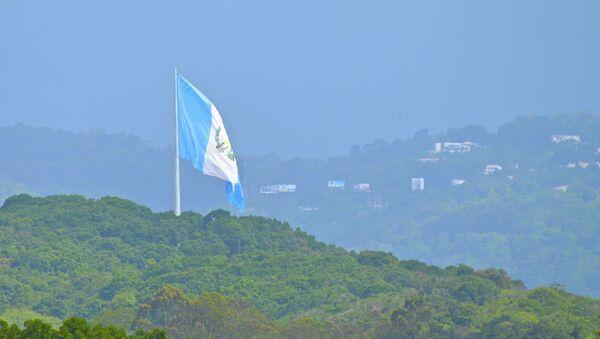 Flag of Guatemala - Sputnik Mundo