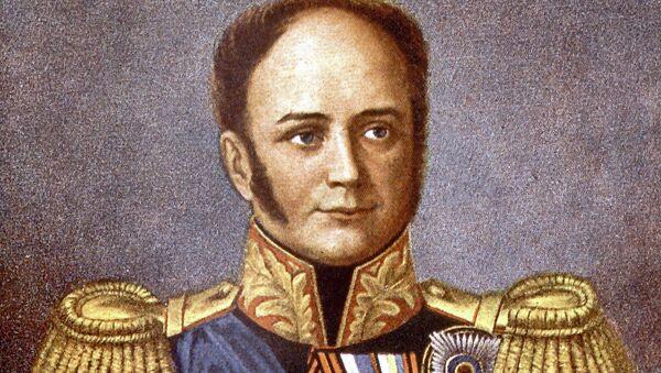 Alejandro I, emperador de Rusia - Sputnik Mundo