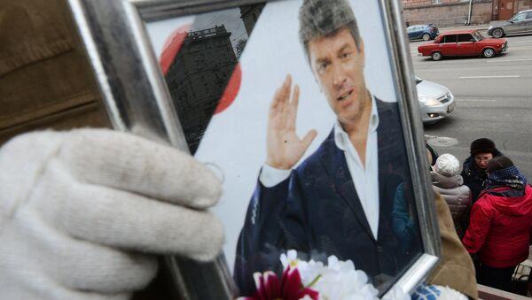 Прощание с политиком Борисом Немцовым в Москве - Sputnik Mundo