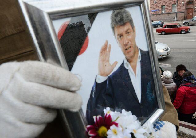 Borís Nemtsov, político opositor ruso asesinado