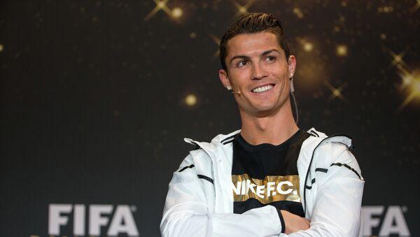 Cristiano Ronaldo - Sputnik Mundo