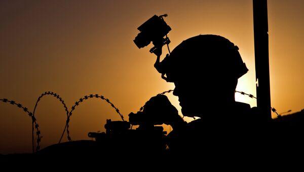Soldado estadounidense (imagen referencial) - Sputnik Mundo