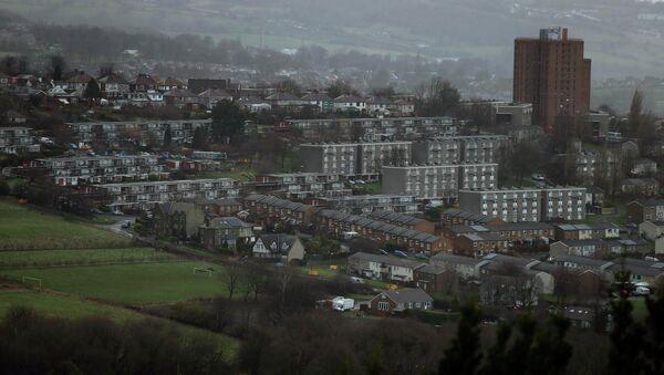 Vista general muestra parte del distrito electoral de Hallam del viceprimer ministro británico Nick Clegg en Sheffield - Sputnik Mundo