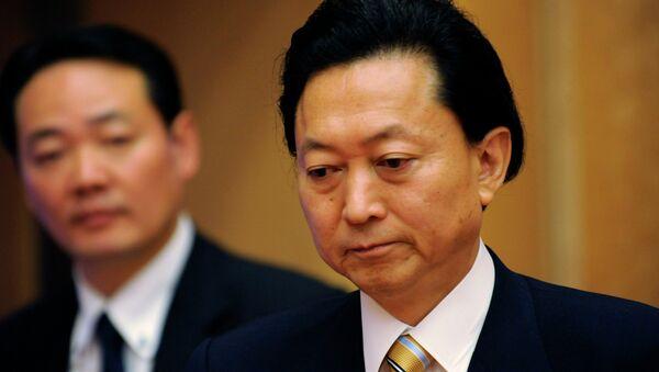 Yukio Hatoyama, ex primer ministro de Japón - Sputnik Mundo